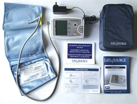 LifeSource Bariatric Blood Pressure Monitor from Unimed Corp