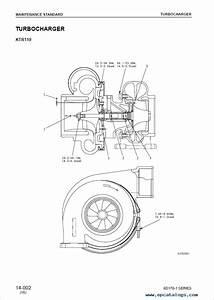 Komatsu Diesel Engine 6d170