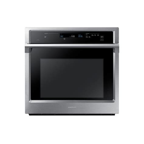 samsung oven racks samsung 30 in single electric wall oven self cleaning