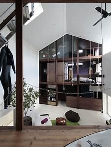 Japanse Inrichting Elegant D Rendering Interieur En