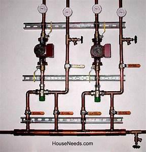 Boiler Primary Loop  Hydronic Heating System Primary Loops