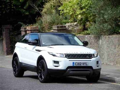 Land Rover Range Rover Evoque Sd4 Pure Best Colour