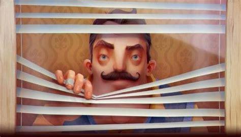 hello neighbor review xbox one xboxaddict n4g