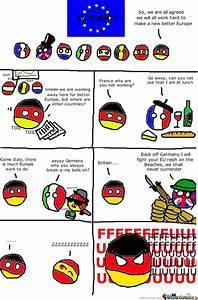 Europe by shadowgun - Meme Center
