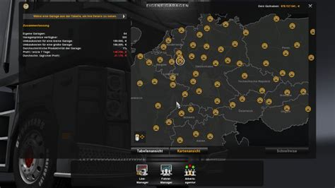 Ats Garage Locations by Cities And Garages V1 2 With Going East Modhub Us