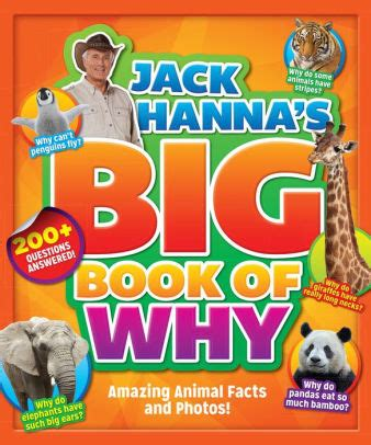 Jack Hanna Big Book of Why by Jack Hanna, Hardcover ...