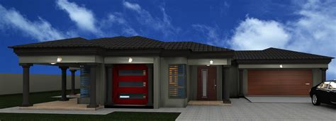 Bedroom In A Box South Africa by 3 Bedroom House Plan Mlb 007 My Building Plans South Africa