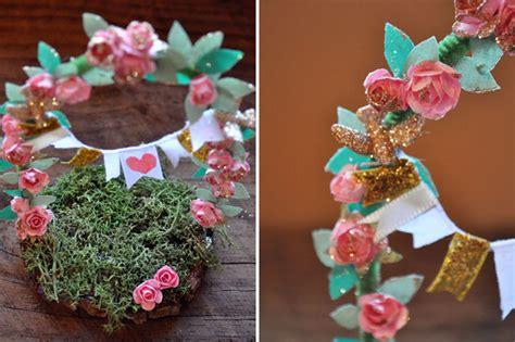 diy floral cake topper green wedding shoes weddings