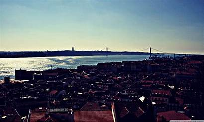 Lisbon Portugal Wallpapers Wallpaperswide Mobile