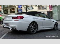 NEW 2012 BMW M6 F12 Convertible In Detail! YouTube