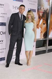 Channing Tatum and Rachel McAdams at the World Premiere of ...