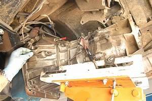 Moses Ludel U0026 39 S 4wd Mechanix Magazine  U2013 Yj  U0026 Tj Jeep Wrangler Clutch Replacement