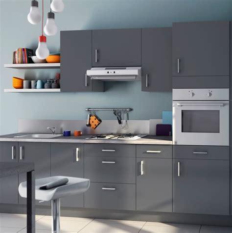 cuisine gris bleu carrelage salle de bain gris clair argenteuil 2913