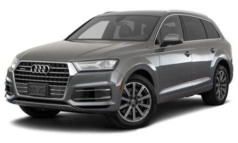 2018 Audi Q7 Reviews, Images, And Specs