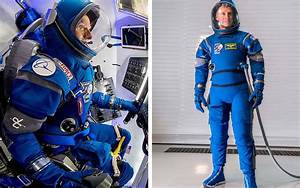 Boeing Just Designed the Most Modern Spacesuit Yet ...