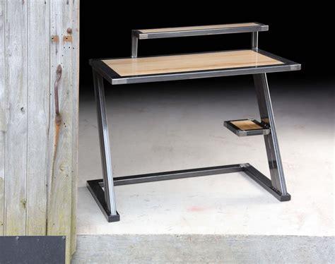 bureau loft industriel bureau bois metal design industriel loft meubles et