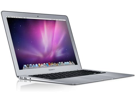 Apple MacBook Air Serie  Notebookcheckcom Externe Tests
