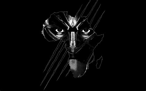 Hd Wallpaper For Mobile Back Cover by Black Panther Wallpaper 4k Black Panther 2018