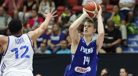 EuroBasket 2017 - Les effectifs : La Finlande