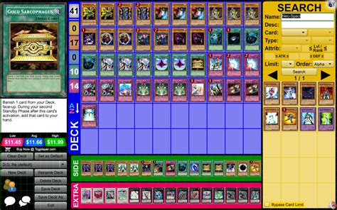 Winged Of Ra Deck Profile by Macro Ra Pojo Forums