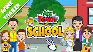 My Town : School - Game Trailer - YouTube