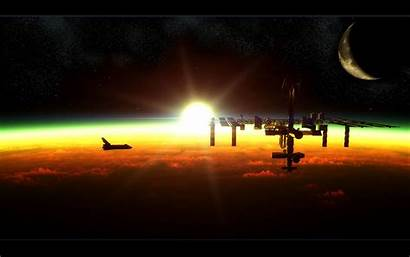 Nasa Iss Background Wallpapers Wallpaperaccess Backgrounds