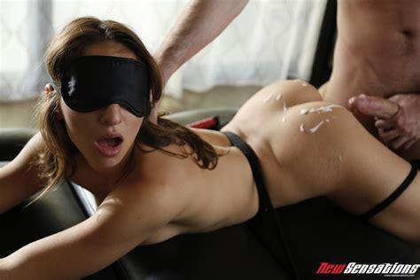 Bound And Blindfolded Sara Luvv Enjoys Kinky Sex Pichunter