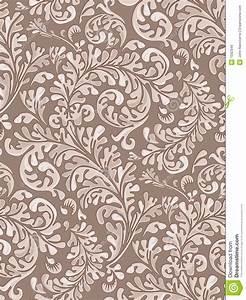 Glasfaser Tapeten Muster : nahtloses weinlese tapeten muster stock abbildung illustration 1592949 ~ Markanthonyermac.com Haus und Dekorationen