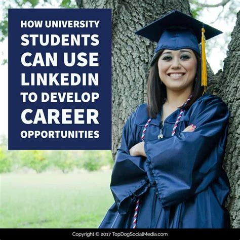 How University Students Can Use Linkedin To Develop Career Opportunities