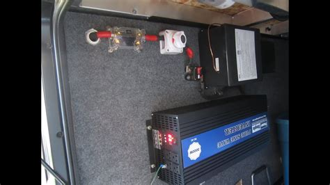 watt power simple pure sine wave inverter install