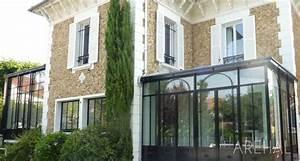 Veranda à L Ancienne : arehal v randa et verri re l 39 ancienne sur mesure haut ~ Premium-room.com Idées de Décoration