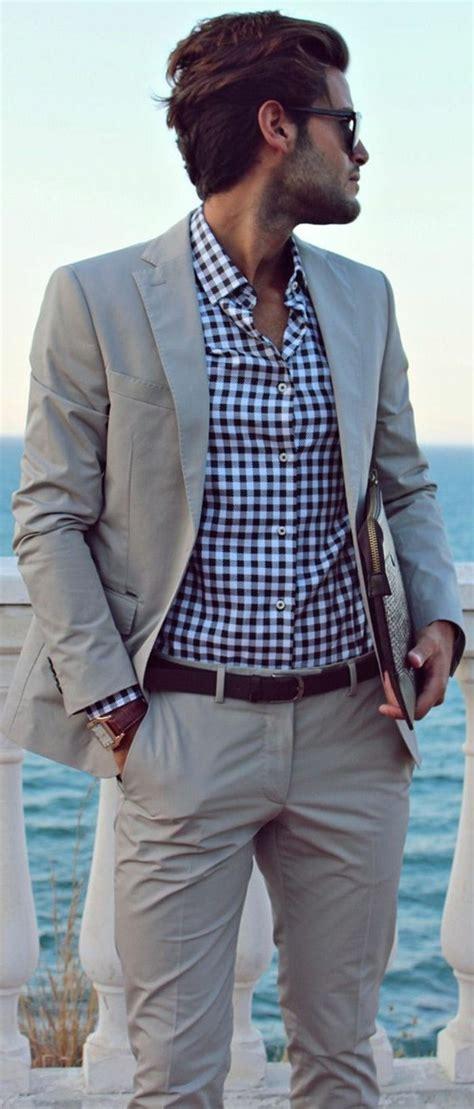 shirt unter blazer 1001 ideas for cool mens summer wedding attire to try