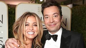 Jimmy Fallon wishes Nancy Juvonen happy 10th wedding ...