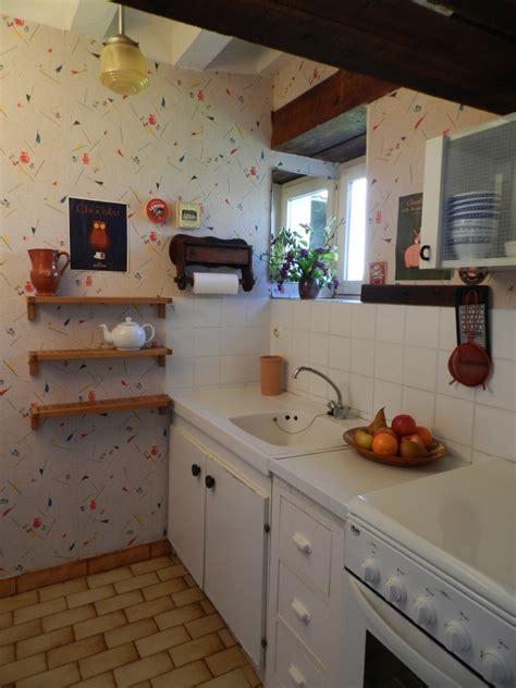 fraiser en cuisine déco cuisine etroite