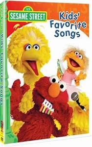 Sesame Street: Kids' Favorite Songs by Sesame Street | DVD ...