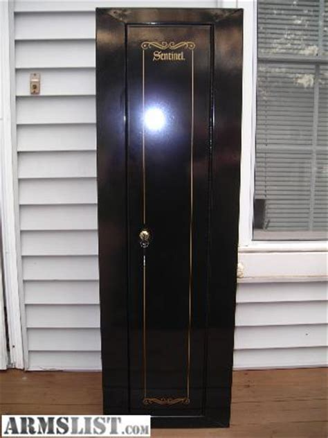 armslist for sale sentinel 10 gun safe cabinet