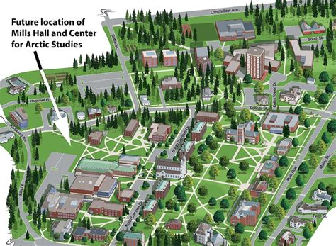 bowdoin secures federal grant pioneering wood product