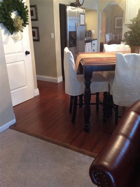 laminate flooring between rooms how to transition wood flooring between rooms