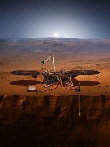 NASA sets sights on May 5 launch of InSight Mars mission