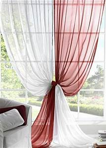 Rideau Double Voilage : le rideau voilage dans 41 photos photos rouge et ikea ~ Teatrodelosmanantiales.com Idées de Décoration