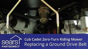 How To Replace A Cub Cadet Zero
