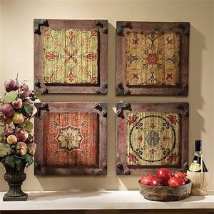 20 ideas of italian style wall art wall art ideas for Antique wall decor