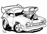 Rod Drawing Drawings Cars Coloring Rat Truck Cartoon Tattoo Sketches Trucks Rods Colouring Classic Toons Foose Chip Amazing Getdrawings Clipartmag sketch template