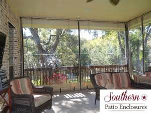 residential clear vinyl patio enclosure curtains by southern patio enclosures outdoor products