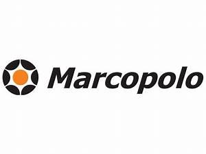 Логотип Marcopolo