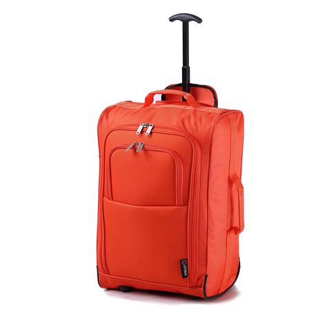 standard cabin bag size 5 cities 21 2 wheel cabin size luggage trolley bag