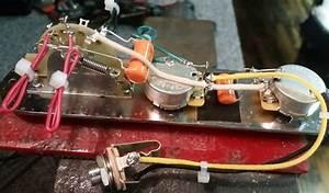 U201cbill Lawrence U201d Tele Wiring Harness W  5