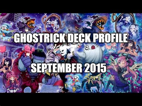 Horakhty Deck Profile 2015 by Ghostrick Deck Profile September 2015