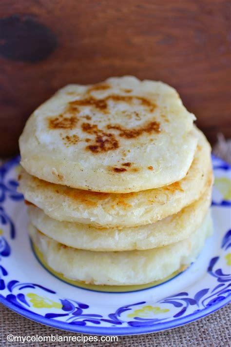 arepas de yuca cassava arepas  colombian recipes