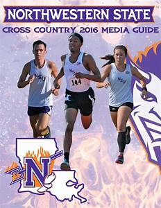 2016 Northwestern State Cross Country Media Guide by ...